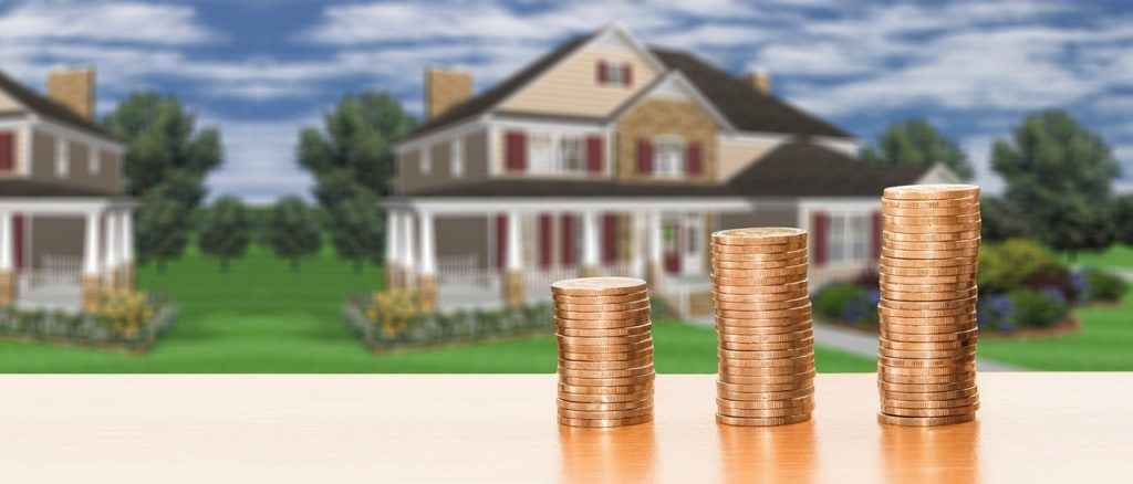 saving money to buy a home
